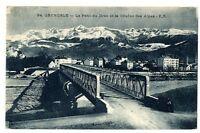 CPA 38 Isère Grenoble  Pont du drac