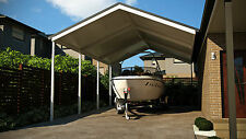 Gable Roof Carport DIY Kit 6.00mtr x 3.00mtr