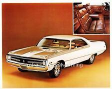 Photo.  Auto - White 1970 Chrysler 300H (Hurst)