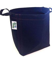 10pc 5 Gallon Bay Hydro Fabric Pots W/ Handles Smart Geo Pot Air Prune SAVE $$