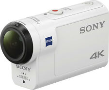 Open-Box Excellent: Sony - X3000 4K Waterproof Action Camera - White