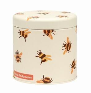 Emma Bridgewater Bumble Bee  Round Tin with string.