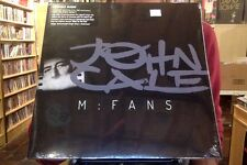 John Cale M:FANS 2xLP sealed 180 gm vinyl + download Music for a New Society