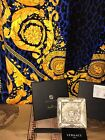 VERSACE GOLD MEDUSA ASH TRAY PLATE DISH ROSENTHAL NEW IN BOX SALE 12cm
