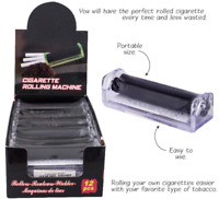 Roller Injector Papers 85mm Machine Vintage Manual Joint Smoke Tobacco Cigarette