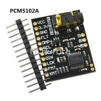 I2S PCM5102A DAC Decoder 32bit Player Module Than ES9023 PCM1794 Fr Raspberry Pi