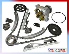 TIMING CHAIN KIT+ water pump V8 4.6L FORD F-150 EXPEDITION 1997-2000 F-250 97-99