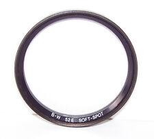 Soft-Spot-Filter B+W 52E Soft Spot (Schraubfassung im Durchmesser 52 mm)