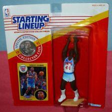 1991 DERRICK COLEMAN New Jersey Brooklyn Nets Rookie - FREE s/h- starting lineup