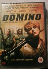 Domino (DVD, 2006) Brand new still sealed. Keira knightley.