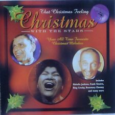 CHRISTMAS WITH THE STARS CD VGC Vol 3 1950's Sinatra Crosby Carols Xmas Feeling