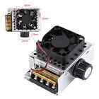 4000W AC 220V High Power SCR Voltage Regulator Motor Speed Controller Fan Dimmer