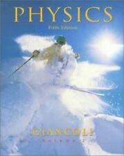 Physics, Volume 2, by Douglas Giancoli