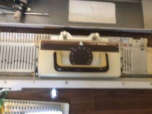 Empisal Knitmaster MOD.151 Chunky Knitting Machine.