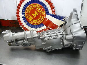 MORRIS MINOR GEARBOX Rib Case  FULLY RECONDITIONED 1098 WITH FRONT OIL SEAL