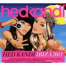 Hed Kandi Ibiza 2011     3CDs Electro House Grooves