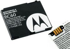 Original Motorola Akku BC-60 BC60 für Motorola V3x Handy Accu Batterie Battery