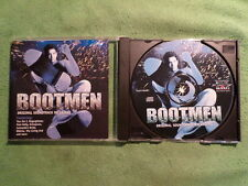 Bootmen. Film Soundtrack. Compact Disc. 2000. Made In Australia.