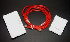 Devolo dLan 200 AV Wireless N Starter Kit Powerline Netzwerkadapter 200 Mbps