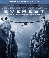 Everest (Blu-ray, 2016)  Josh Brolin, Keira Knightley, Jake Gyllenhaal