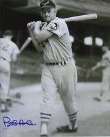 Bob Hale (Deceased) 1955-1959 Baltimore Orioles Autographed 8x10 Photo COA