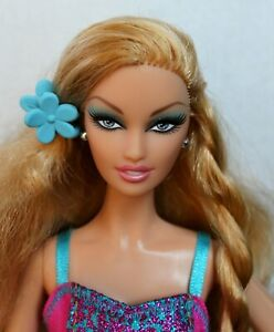 Barbie Doll Generations of Dreams Model Muse Redressed Beautiful 2009