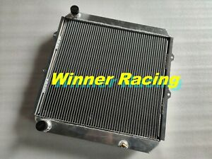 Radiator for Toyota Land Cruiser LJ70/71/73/77/78 2LTE 2.4TD MANUAL 1990-1993