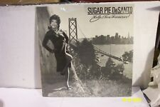 "SUGAR PIE DeSANTO LP ""Hello, San Francisco"" SUPER RARE on Jasman Records  SEALED"
