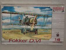Eduard 1/48 Scale Fokker D.VI - Factory Sealed