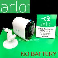 New Arlo Pro 3 HDR 2K Add-On QHD Security Camera Spotlight Wireless w No Battery