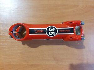 New!!! Deda Elementi Trentacinque 35 Stem Red 110mm/120mm/130mm