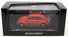 Voitures, camions et fourgons miniatures MINICHAMPS cars VW