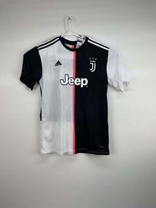 Adidas Climalite soccer jersey Juventus Ronaldo 7 black pink white size 2XL NWT