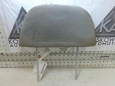 Chevy K1500 Front Bucket Seat Headrest 1998 Extended Cab Gray Cloth