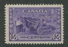 CANADA #261 MINT F/VF
