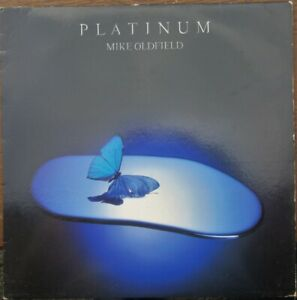 MIKE OLDFIELD PLATINUM LP Inner Bag Virgin V2141 1979 RARE 1ST With Sally A1/B2