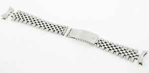 Authentic Rolex Datejust 62510 H 555B Steel Jubilee Watch Bracelet Parts