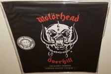 "MOTORHEAD OVERKILL (LIMITED EDITION) BRAND NEW 7"" ETCHED VINYL LP"