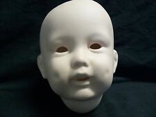 S.F.B.J. Porcelian Doll Head Marked # 251 Paris France 12