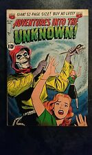 Adventures Into The Unknown #26 (ACG, 1951) Condition: Approx FN.....