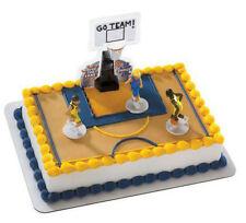 Basketball Team players net cake decoration Decoset cake topper set figurines