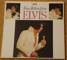 CD Album Elvis Presley - Love Letters from Elvis (Mini LP Style Card Case) NEW