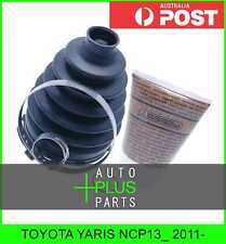 Fits TOYOTA YARIS NCP13_ 2011- - Boot Outer Cv Joint Kit 79x113.5x24