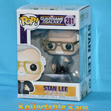 Stan Lee - Guardians of the Galaxy Cameo Pop! Vinyl Figure #281 + Protector