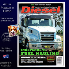 Diesel Australia's Truck And Trailer Magazine May 2016 Outback Cattle Hauling