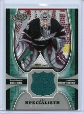 2005-06 UPPER DECK POWER PLAY THE SPECIALISTS JS GIGUERE GAME WORN JERSEY