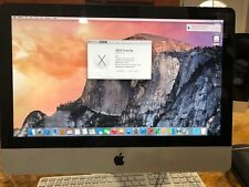 "Apple iMac 2010 21.5"" Intel i5 2.5GHz 8GB RAM 500GB HD AMD 512 MB, Office I Life"