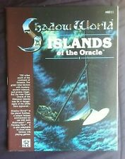 Shadow World RPG: Islands of the Oracle (6011) NM+ Condition,1989