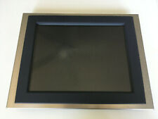 """Used 15"""" - 3M Micro Touch 11-71315-227-00 Touch Screen - In Staniless mount"""