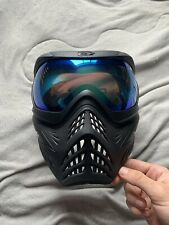 V-Force Grill Blue Thermal Paintball Airsoft Goggle - Shadow (Black) Mask
